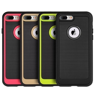 Protek Black TPU Case for Apple iPhone 7 Plus