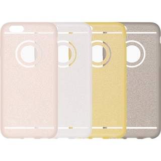 Apple Iphone 6/6S Sparkling Frost Gold TPU Case