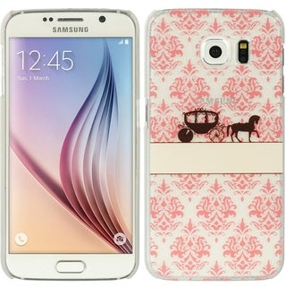 Samsung Galaxy S6 Lace Couture 3 Crystal Case