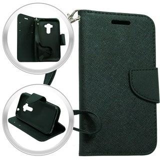 LG Stylus LS770 G Stylo Black XL Wallet Pouch