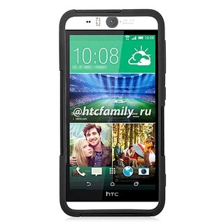 HTC Desire Eye Black Standard Hybrid Case