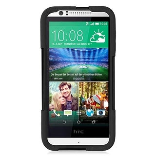 HTC Desire 510 Black Hybrid Case