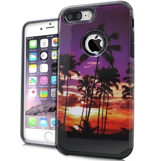 iPhone 7 Plus Sunset Beach Slim Case