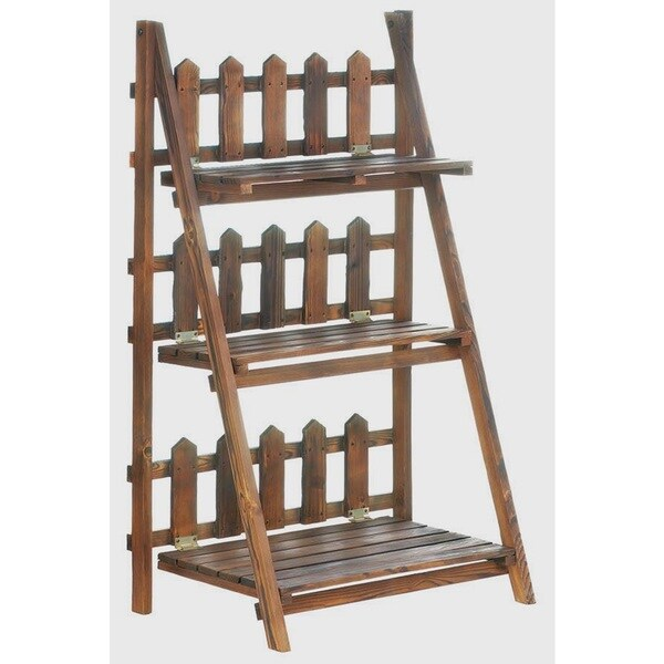 Meadow 3 Tier Garden Plant Display Free Shipping Today 14560027