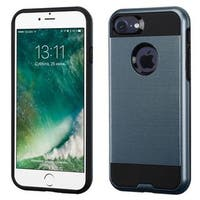 Insten Hard Snap-on Dual Layer Hybrid Case Cover For Apple iPhone 7