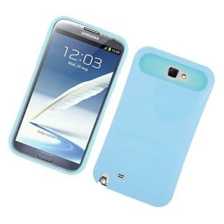 Insten Night Glow Hard PC/ Silicone Jelly Case Cover For Samsung Galaxy Note II