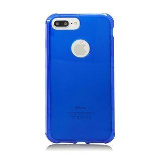Insten Bumper TPU Rubber Candy Skin Case Cover For Apple iPhone 7 Plus