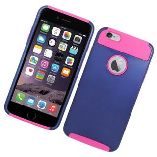 Insten Nest Hard Snap-on Dual Layer Hybrid Case Cover For Apple iPhone 6/ 6s