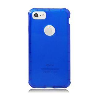 Insten Bumper TPU Rubber Candy Skin Case Cover For Apple iPhone 7