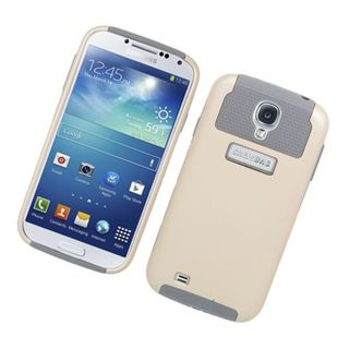 Insten Nest Hybrid Hard Snap-on Dual Layer Case Cover For Samsung Galaxy S4
