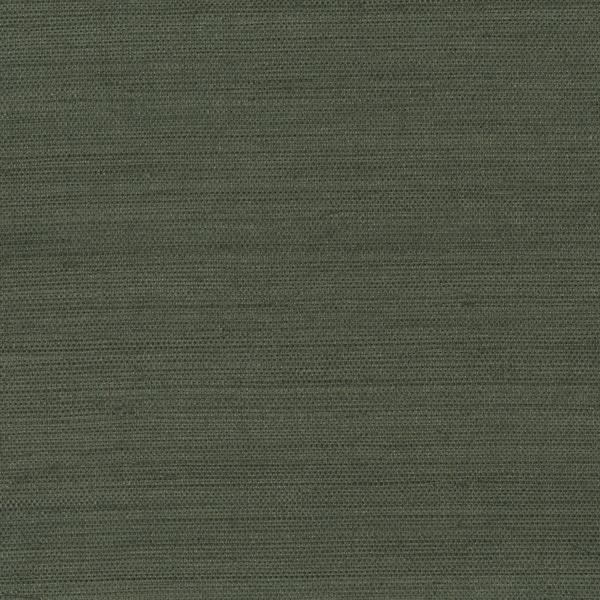 Green Grasscloth Wallpaper: Shop Dark Green Sisal Grasscloth Wallpaper