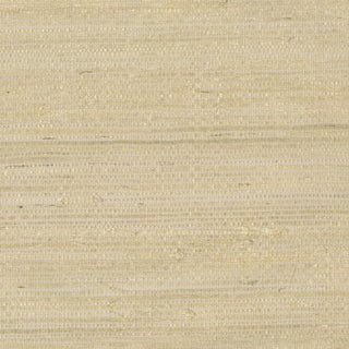 Beige Jute Grasscloth Wallpaper