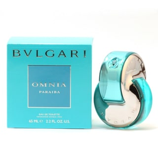 Bvlgari Omnia Paraiba Women's 2.2-ounce Eau de Toilette Spray