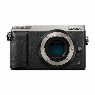 Panasonic Lumix DMC-GX85 Digital Camera (Silver)