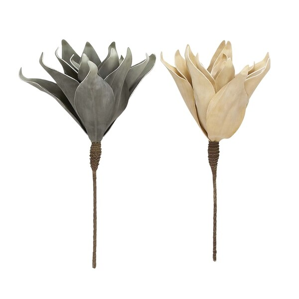 Eva Artificial Flowers (Set of 2)
