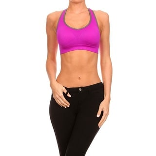 Women's STY604 Active Workout/Yoga/Sports Bra