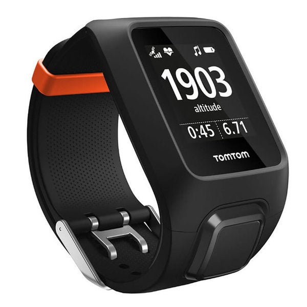 TomTom Adventurer Cardio + Music GPS Heart Rate Monitor and Outdoor Watch