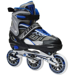 Epic Shield Inline Indoor/Outdoor Adjustable Fitness Skates (2 options available)
