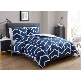 VCNY Home Capri Reversible 3-piece Comforter Set