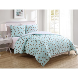 VCNY Home Chloe Reversible 3-piece Comforter Set