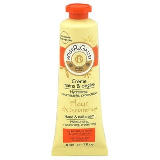 Roger & Gallet 1-ounce Fleur d'Osmanthus Hand & Nail Cream