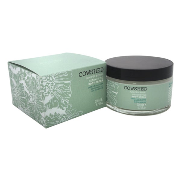 Strange Cowshed Juniper Berry 6 76 Ounce Detoxifying Body Cream Best Image Libraries Sapebelowcountryjoecom