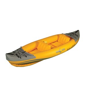 Friday Harbor Adventure PVC Inflatable Kayak