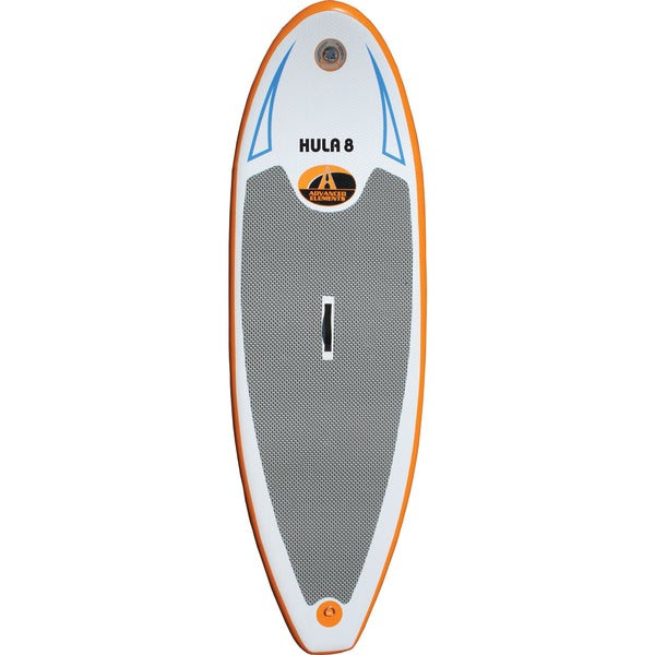 Hula 8-foot Inflatable Stand Up Paddleboard