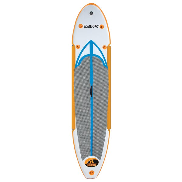 Stiffy Inflatable Stand Up Paddle Board with Pump