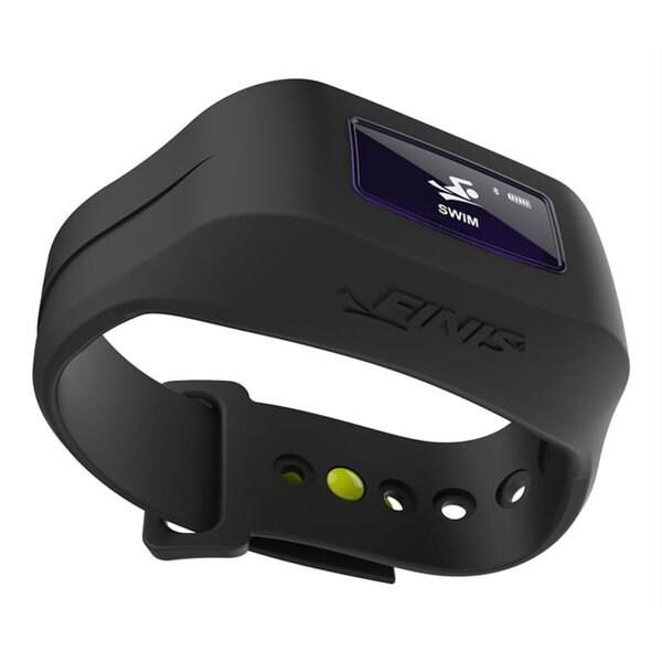 Finis SwimSense Live Black ABS Bluetooth Swim Watch Tracker