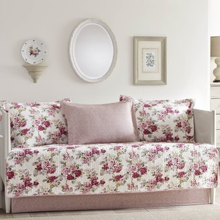 Laura Ashley Lidia 5-piece Daybed Cover Set