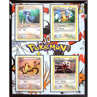 Pokemon Mylar 8x10 Card Frame
