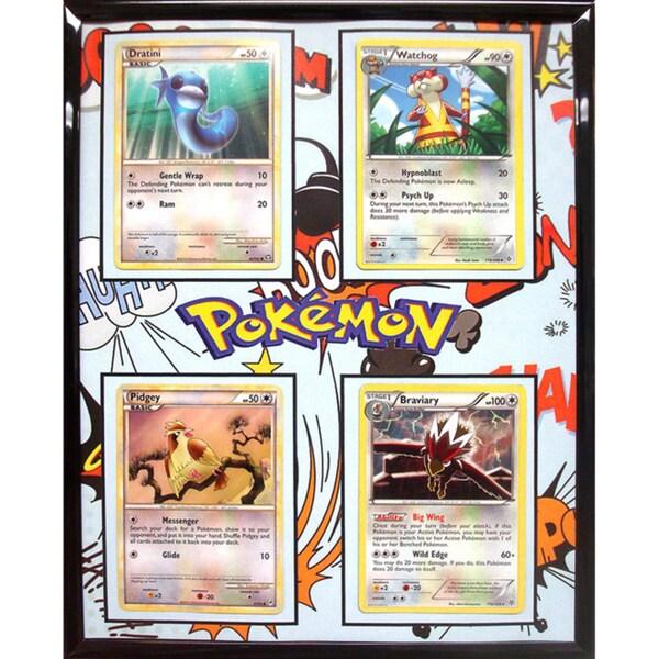 Pokemon Mylar 8x10 Card Frame