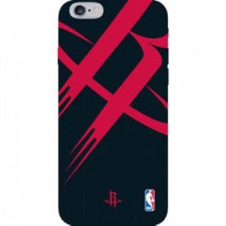 NBA Licensed Houston Rockets Rugged Plastic Case for Apple iPhone 6/6S