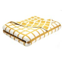 Sveda Super Soft Reversible Cotton Throw by Pink Lemonade