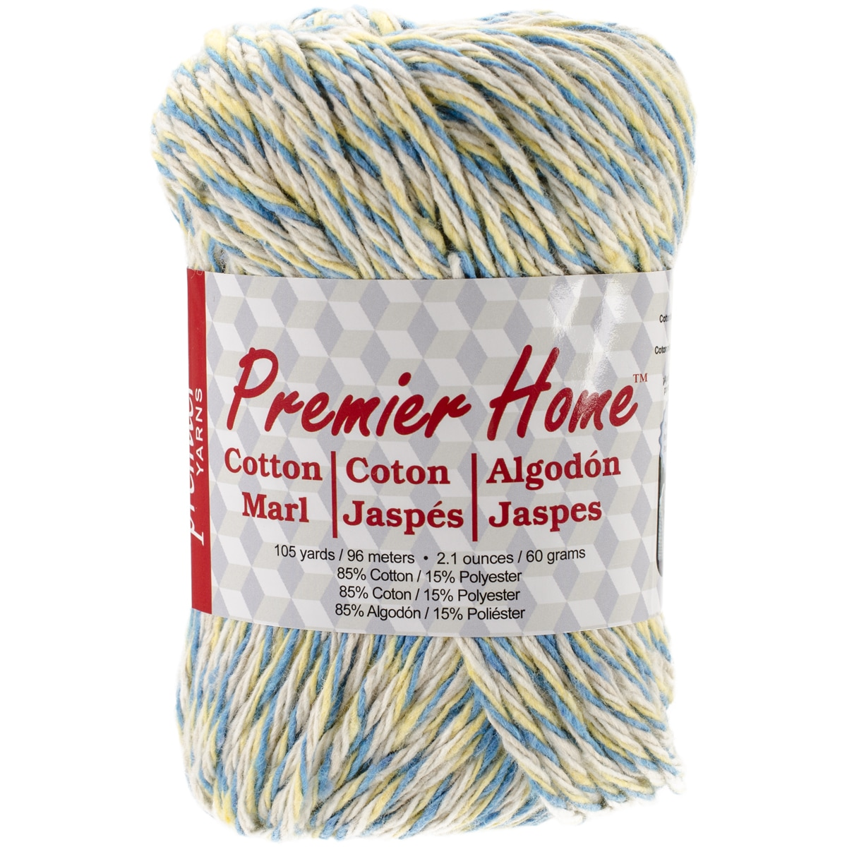 Premier Home Cotton Yarn - Marl-Kitchen Sink (Kitchen Sin...