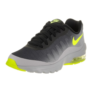 Nike Kid's Air Max Invigor (GS) Grey Running Shoes