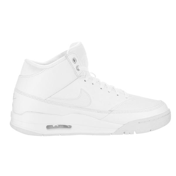 Nike Men's Air Flight Classic White