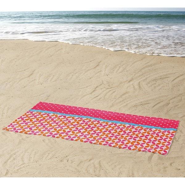 Clairebella Cirque 100% Cotton 36x72 Beach Towel