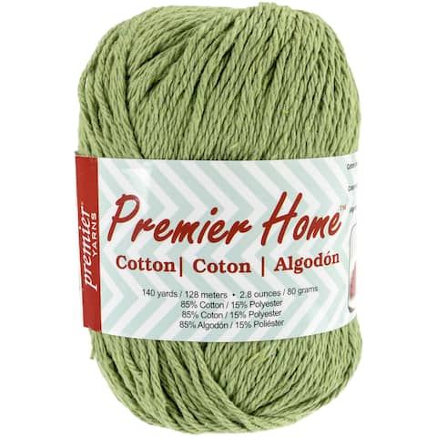 Home Cotton Yarn - Solid-Sage