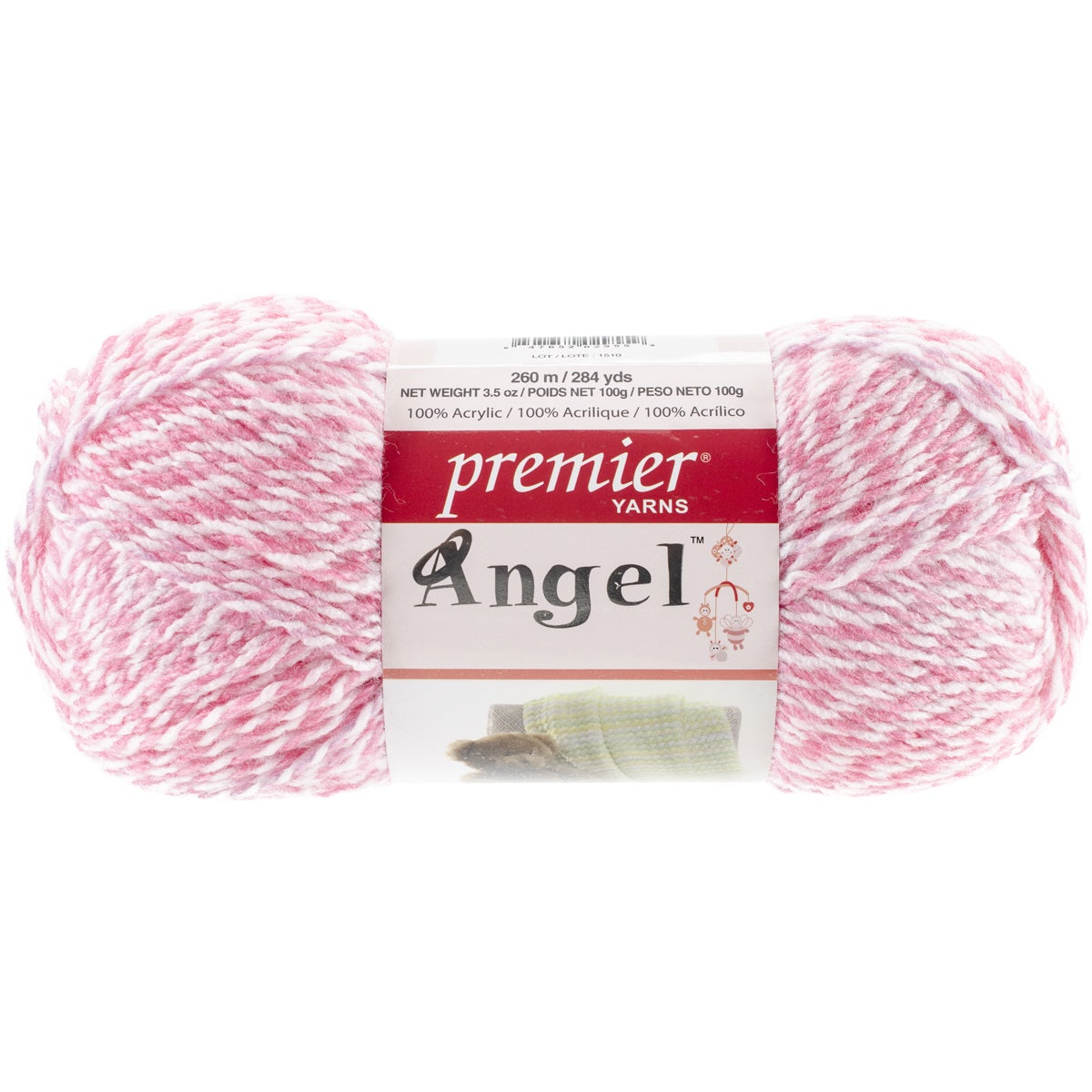 Premier Angel Yarn-Day At The Beach (Day At The Beach), Blue