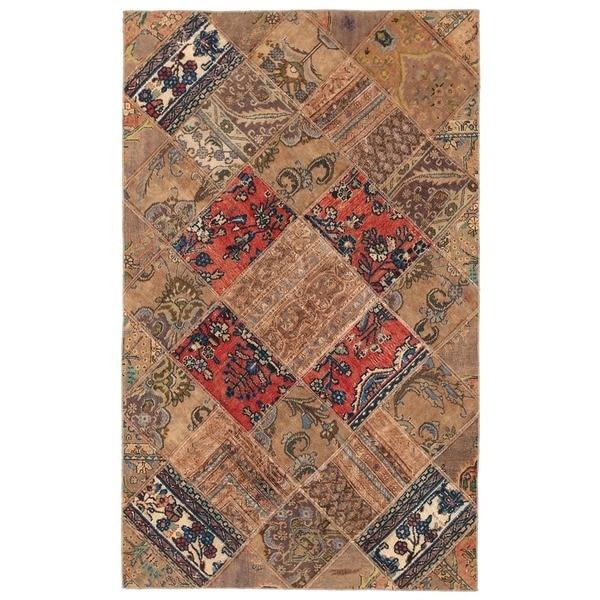 Shop Handmade Herat Oriental Pak Persian Patchwork Wool