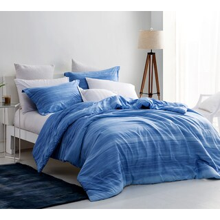 BYB Ombre Current Blue Comforter (Shams Not Included)