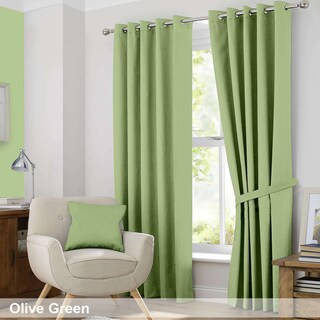 Story@Home Blackout Curtain 63, 84, 95-inch 2 Panel Pair