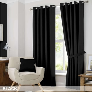 Grey, 63 Inches Curtains & Drapes - Shop The Best Deals For Apr 2017