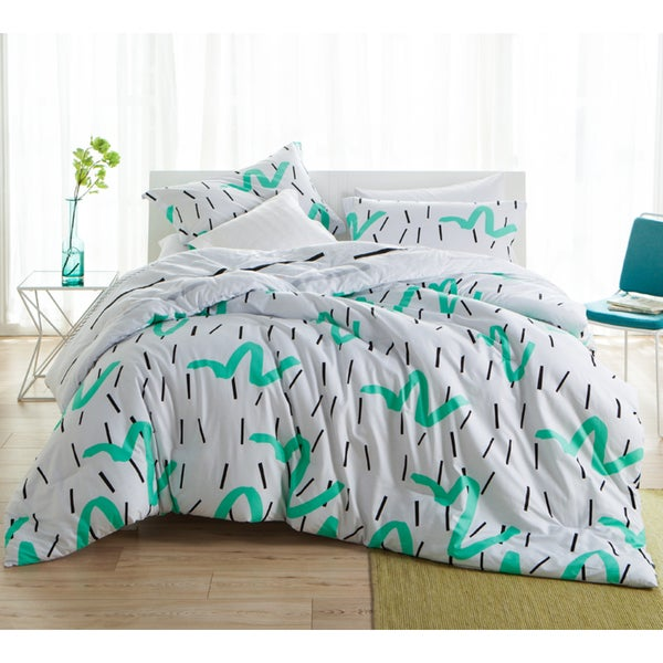BYB Quirk Comforter (Shams Not Included)