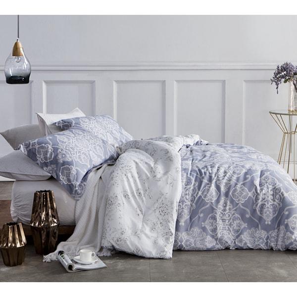 BYB Alberobella Silver Gray Comforter (Shams Not Included)