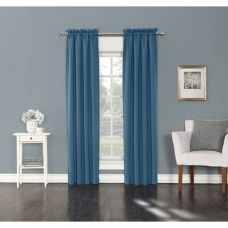 Sun Zero Madden Energy-efficient Blackout Curtain Panel Pair