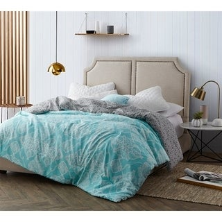 BYB Alberobella Minty Aqua Comforter (Shams Not Included)
