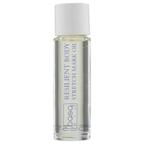 Basq NYC Resilient 0.5-ounce Body Stretch Mark Oil Lavender
